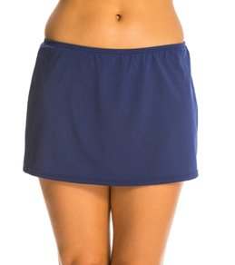 Speedo Swim Skirt with Core Compression