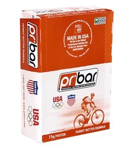 PR Bar Granola Bars (Box of 12)