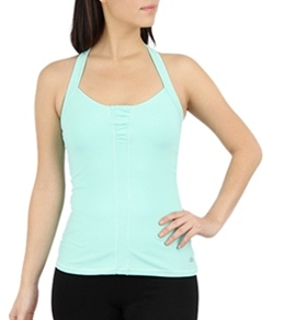 Alo Women's Bliss Shirred Yoga Tank