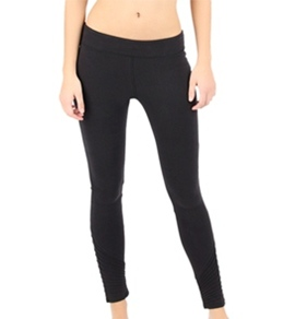 Alo Women's Pin-Tuck Yoga Legging