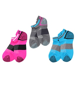 Asics Women's Quick Lyte Single Tab Running Socks