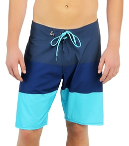 Volcom Men's V4S Stripe Boardshort