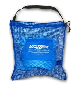 AquaJogger Large Mesh Tote Bag