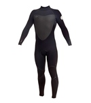 Rip Curl Men''s Flash Bomb Back Zip 3/2 MM Fullsuit
