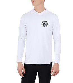 Rip Curl Men's Wettie L/S Hoodie Surf Shirt
