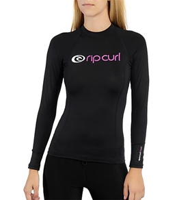 Rip Curl Women's Cloudbreak L/S Rashguard