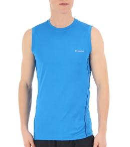 Columbia Men's Coolest Cool Sleeveless Running Top