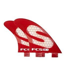 FCS Simon Anderson SA-1 PC Quad Fin Set - Medium