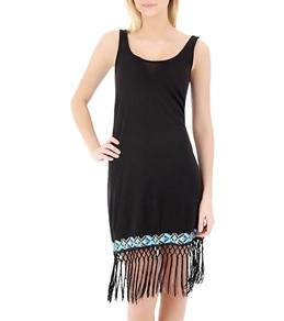Volcom Women's Heart Nouveau Fringe Dress