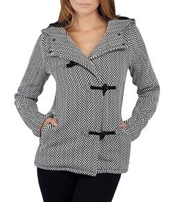 Volcom Women's Preps Cool Toggle Jacket