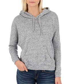 Volcom Women's Knit Me A Pullover Hoodie