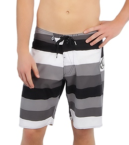 Volcom Men's Maguro Stripe Boardshort