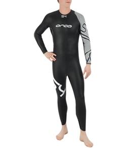 Orca Men's S4 Fullsleeve Triathlon Wetsuit