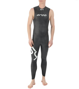 Orca Men's S4 Sleeveless Triathlon Wetsuit
