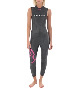 Orca Women's S4 Sleeveless Triathlon Wetsuit