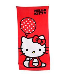 JP Imports Hello Kitty Balloon Towel