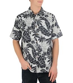 Honolua Men's Niu Valley S/S Button Up Hawaiian Shirt