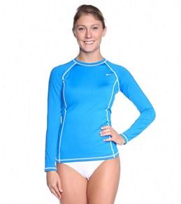 Nike Swim Women's Cover Ups L/S Swim Tee