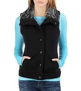 FOX Women's Revival Reversible Faux Fur Vest