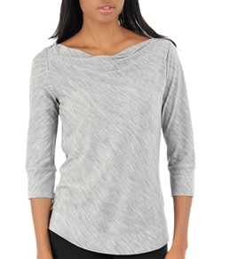 Icebreaker Women's Willow 3/4 T