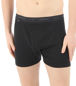 Icebreaker Men's Everyday Running Boxers W/ Fly