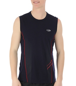Icebreaker Men's Sonic Running Sleeveless Tee