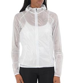 Mountain Hardwear Women's Ghost Whisperer Hooded Running Jacket