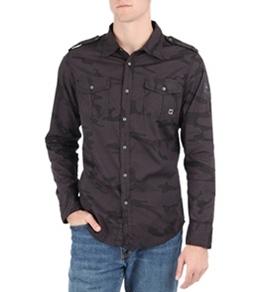 FOX Men's Drone L/S Button Up Shirt