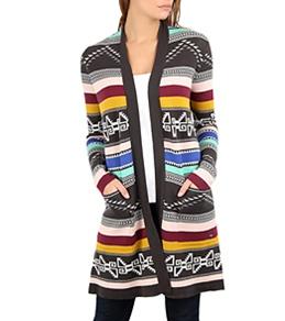 Billabong Women's Tralalah Cardigan Sweater