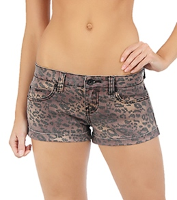 Billabong Women's Mucho Amor Denim Short