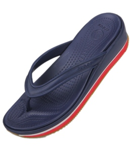 Crocs Women's Retro Flip Wedge Sandals