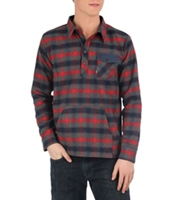 Katin Men's Paco Flannel Pullover