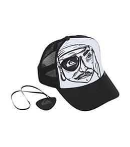 Quiksilver Stavi Trucker Hat - Pirate