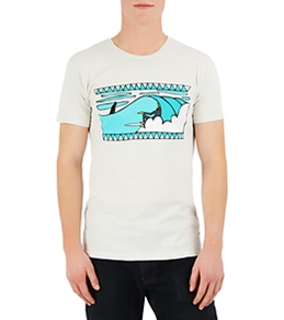 Billabong Men's Slotted Tee By Andy Davis