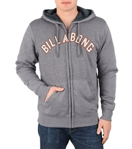 Billabong Men's Fill It Up Zip Hoodie