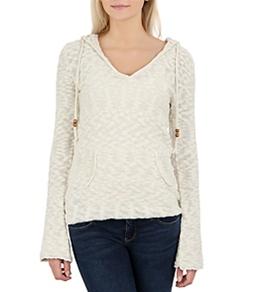 Roxy White Caps 2 Hooded Sweater