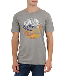 Rip Curl Men's Scenic Heather S/S Tee