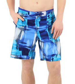 Nike Swim Men's Oxidized Blur E-Boardshort