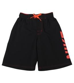 Nike Swim Boys' Core Logo Volley Short