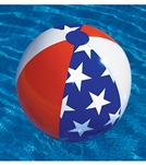 Swimline Americana Beach Ball