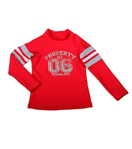 Tiger Joe Boys' School's Out L/S Rash Guard (2-10yrs)