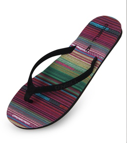 O'Neill Women's Rambler Stripe Sandals