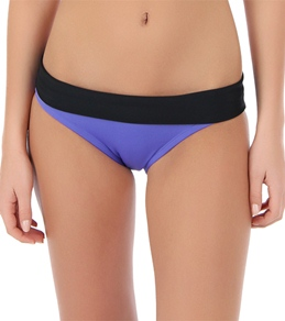 Nike Women's Bondi Block Brief Bottom