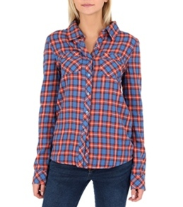 O'Neill Women's Free Style Flannel