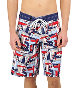 Lost Men's Board Bash Boardshort