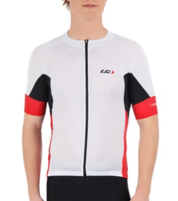 Louis Garneau Men's Performance Carbon Cycling Jersey