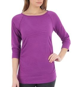 MPG Women's Damsel 3/4 Sleeve Top