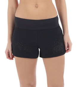 MPG Women's Lace Run Short