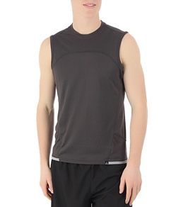 prAna Men's Vertigo Yoga Sleeveless Top