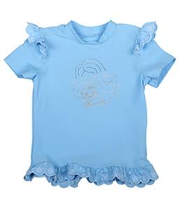 Seafolly Girls' Fairytale S/S Rash Guard (6mos-7yrs)